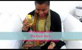 WORKING with CLIENTS: Behind the Scenes Footage with Koco Nail Salon & Wax Studio