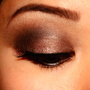 Natural Smoky Eyes