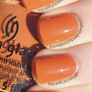 China Glaze Desert Sun
