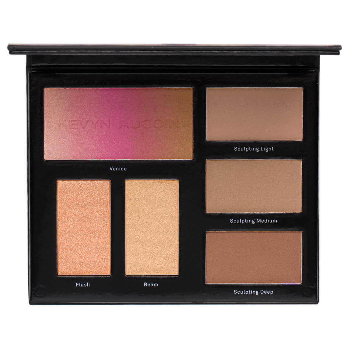 Kevyn Aucoin The Contour Book: The Art of Sculpting & Defining Vol. 3 product swatch.