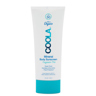Mineral Body Sunscreen Lotion SPF 50