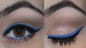 2 colors = 1 eyeline