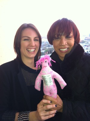 Jacqueline, Nicole, and the Dammit Doll!