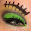 Frankenstein Makeup!