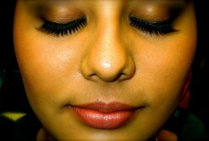 Full Face Makeup - www.talyatapley.com