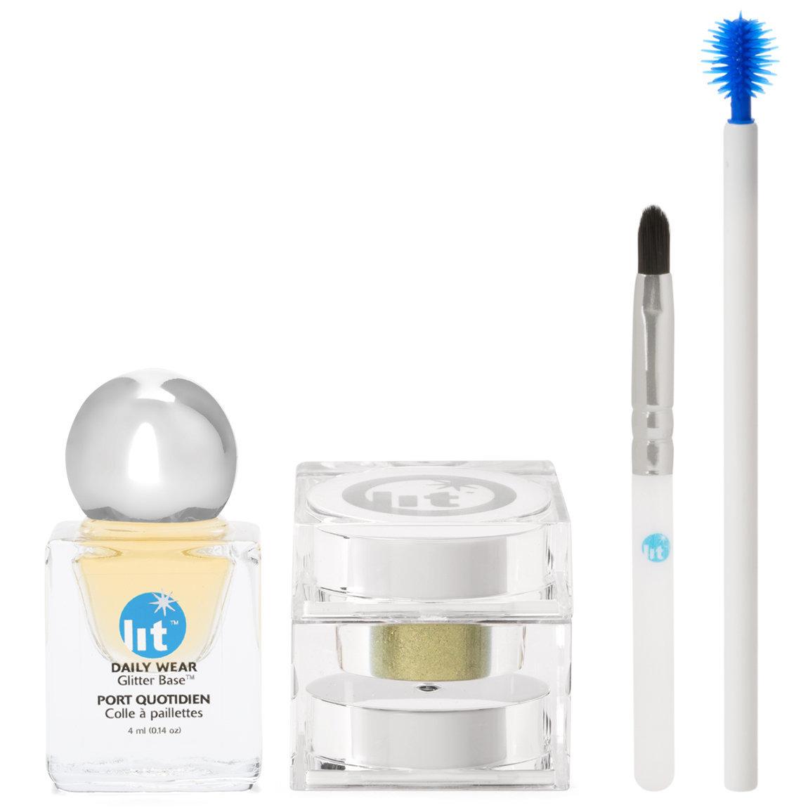 Lit Cosmetics Lit Kit: Lit Metal Kits Enchanted (Gold) alternative view 1.