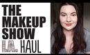 The Makeup Show LA Haul | OliviaMakeupChannel