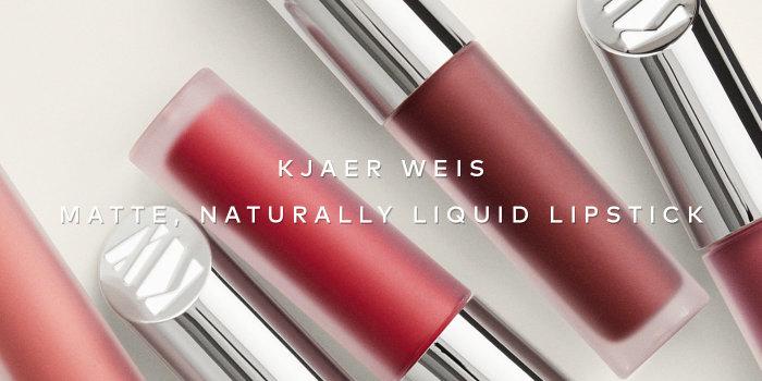 Shop Kjaer Weis Matte, Naturally Liquid Lipstick on Beautylish.com