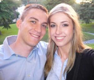 My fiancee Chris and I