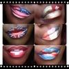 Flag Lips Art ✨