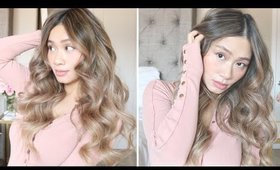 My Updated Hair Curl Tutorial   HAUSOFCOLOR