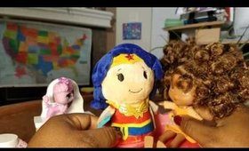 Devotional Diva - Wonder Woman & Marmalade on Boasting About Tomorrow