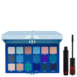 Blue Blood Eyeshadow Palette + F*ck Proof Mascara