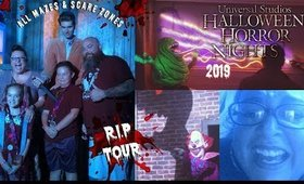 Surprising My Kids with RIP Tix To HALLOWEEN HORROR NIGHTS Universal: Funny  Vlog!