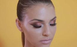 The Sunset Palette Series: Sophia Loren Makeup