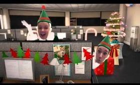 Salons little helpers elfin about