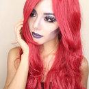Halloween Glam Zombie