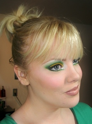 Green Bay Packers Inspired.