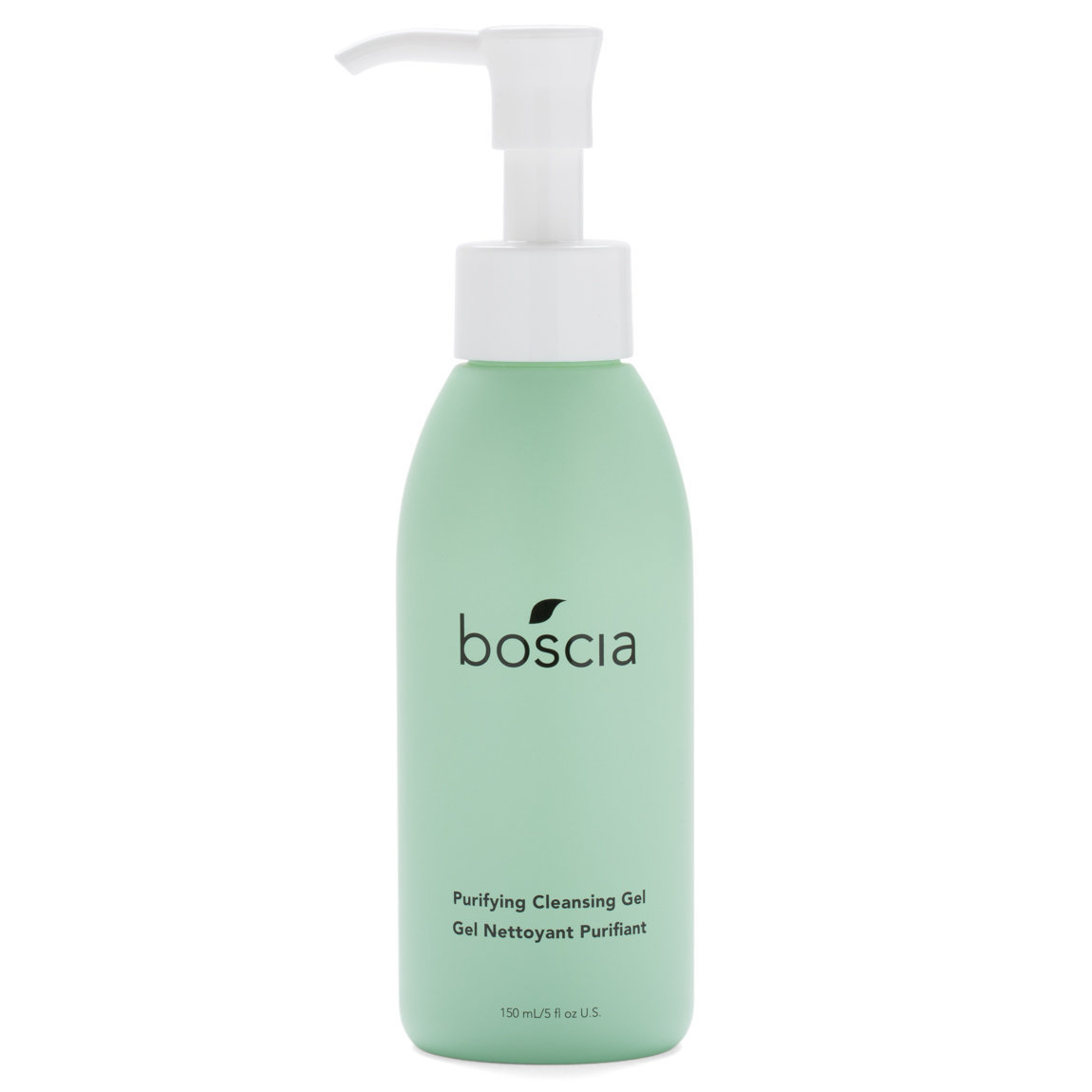 boscia Purifying Cleansing Gel product smear.