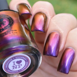 Swatch of ILNP Undenied on the blog today. http://www.thepolishedmommy.com/2014/06/ilnp-undenied.html