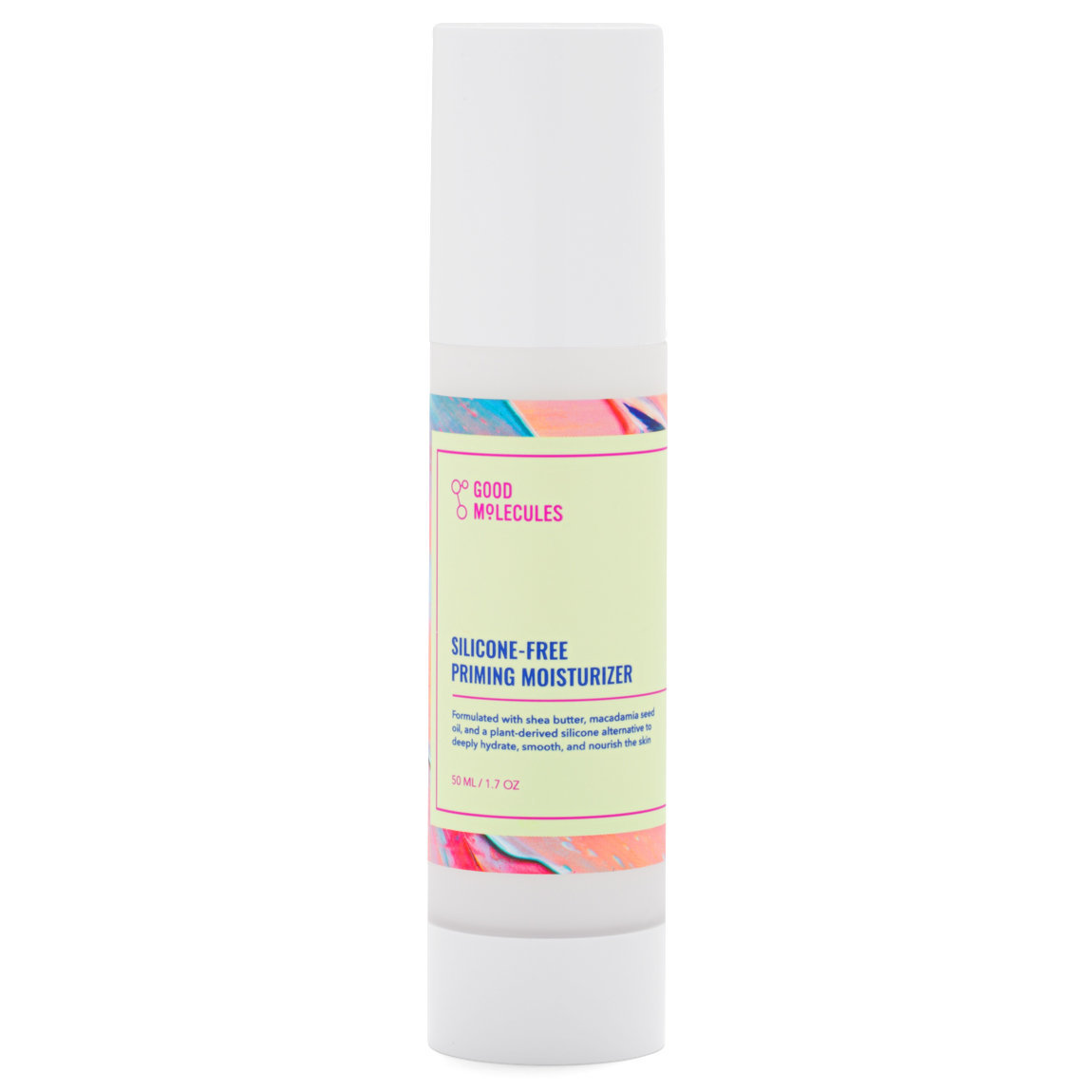 Good Molecules Silicone-Free Priming Moisturizer 50 ml alternative view 1 - product swatch.