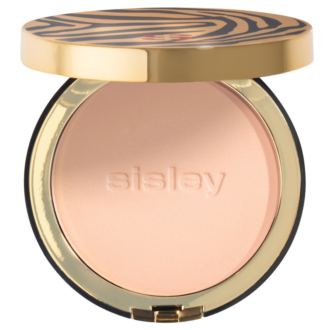 Sisley-Paris Phyto-Poudre Compact 1 Rosy alternative view 1 - product swatch.