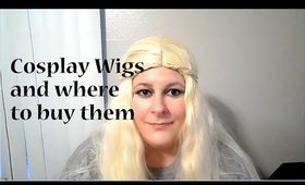 Cosplay Wigs: Best places to buy them
