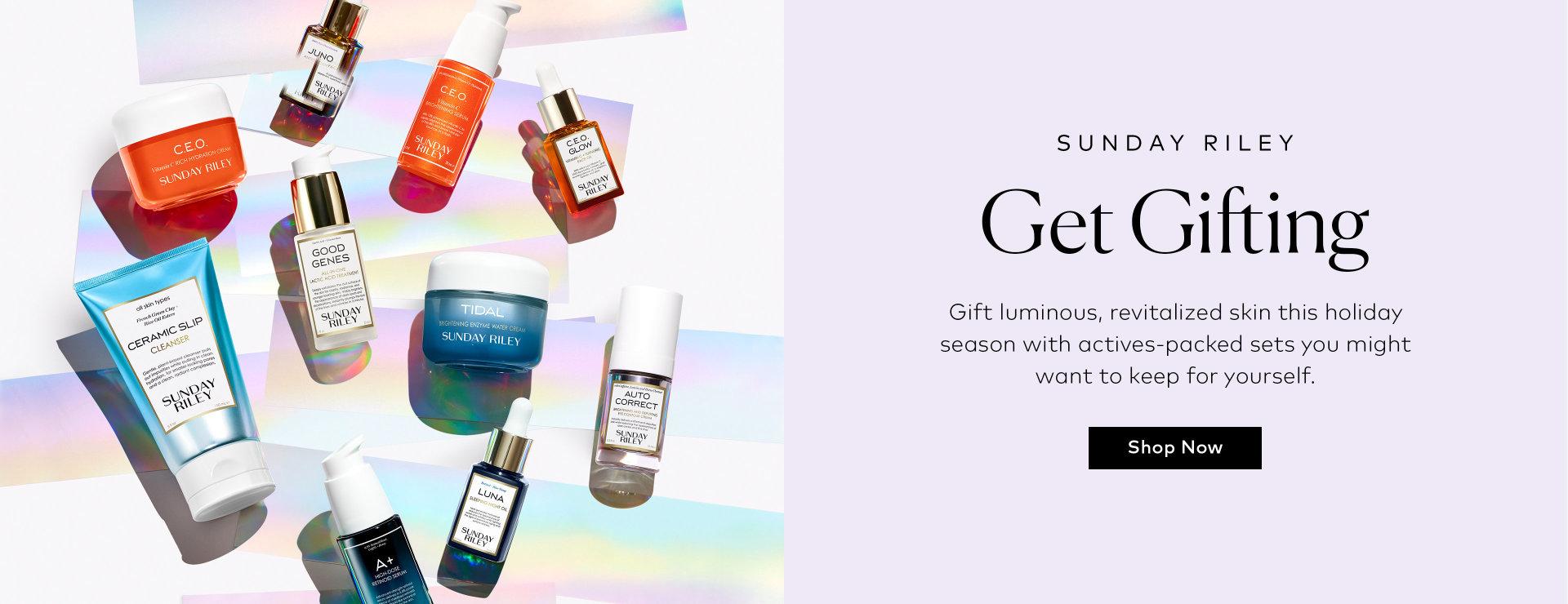 Shop Sunday Riley's 2019 Holiday Collection on Beautylish.com