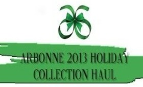 Arbonne 2013 Holiday Collection Haul