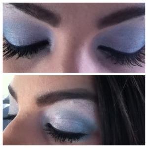 Icey blue eye