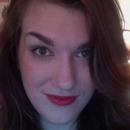 Loving the red lip