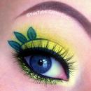 Tiana inspired makeup