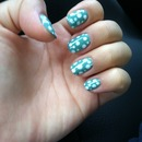 Fun Polka Dot Nails!