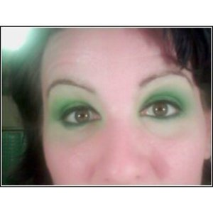 Green eyes that I had done. Sorry about the quality of the pic, don't have a better camera at my disposal.