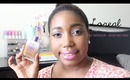 NEW Loreal Magic Nude Liquid Powder Foundation | First Impression Review & Demo - dollfaceejess