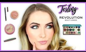 FULL FACE TESTING REVOLUTION MAKEUP! | shivonmakeupbiz