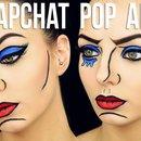 SNAPCHAT POP ART!