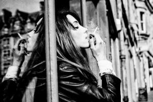 Kirstin Gribbin by Kerry Lytwyn. Hair and makeup by Rachel Gallagher