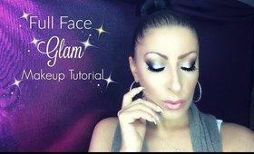 Full Face Glam | Anastasia Beverly Hills Self Made Palette