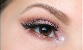 How to Do a Smoky Eye for Brown Eyes