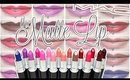 Review & Swatches: MAC The Matte Lip Collection | 16 Shades