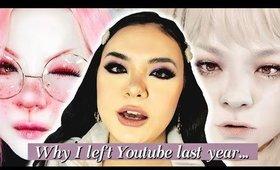 Why I Left Youtube Last Year