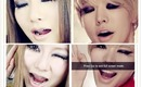 "Girls Generation 소녀시대  SNSD "" The Boys ""  Sunny 이순규 Inspired Makeup Tutorial"