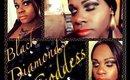 Eyeshadow Tutorial: Black Diamond Goddess