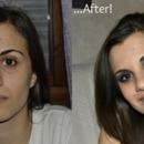Makeup On A Friend Of Mine