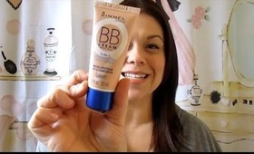 Review/Demo Rimmel London BB Cream!