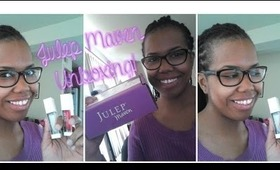 Julep Unboxing!