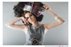 Model: Jenna Doddridge  Fashion Designer: Oxanna Eremina  MUA's : Beauty Rush Studio (Nelly Chanel)  Hair: Beauty Rush Studio (Nelly Chanel)  Photograher: Shawna Beck Photography