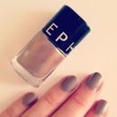 Delicate Sephora nail polish