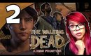 The Walking Dead: A New Frontier - Ep. 2 HIPSTER JESUS!!!! [Livestream UNCENSORED]